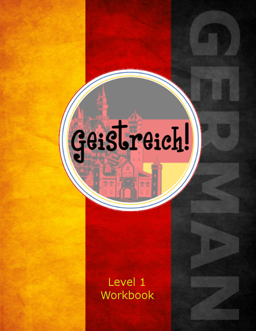 German Workbook Level 1